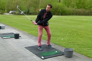 Golfacademy Rob Oosting